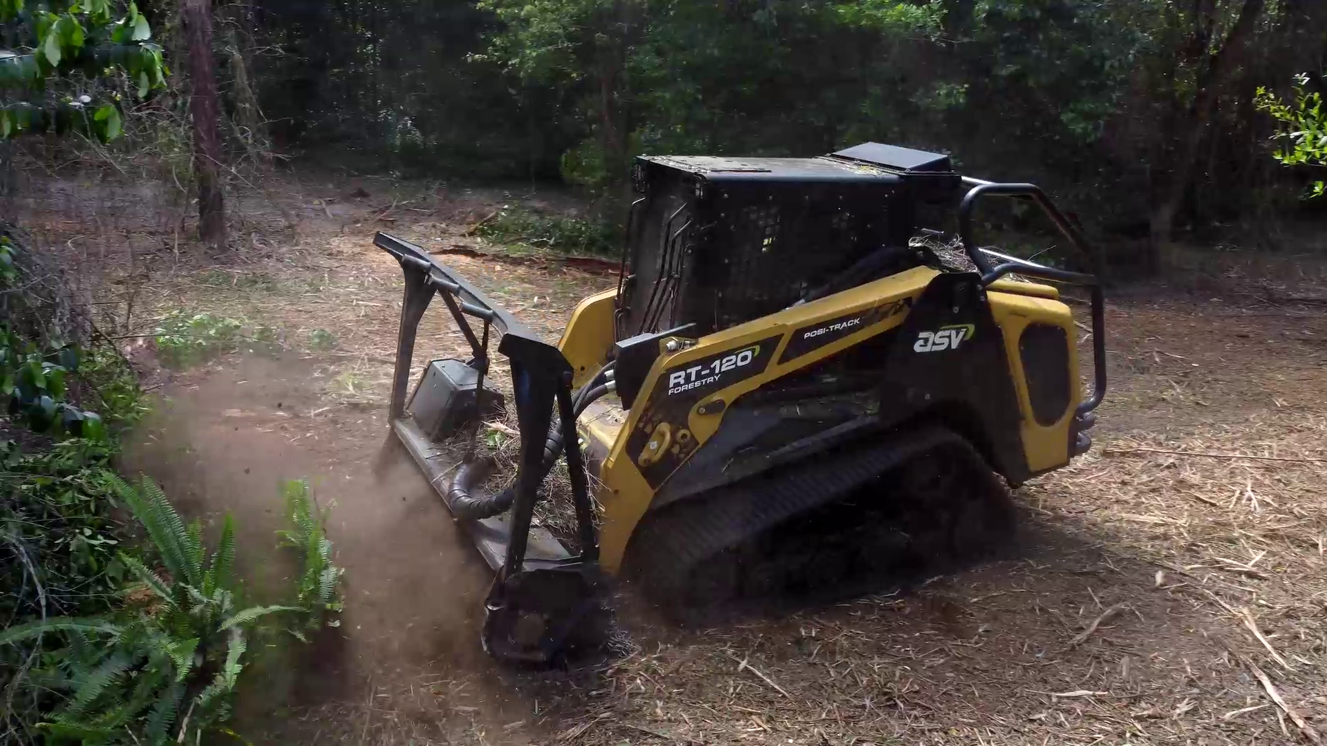Forestry Mulching and Land Clearing